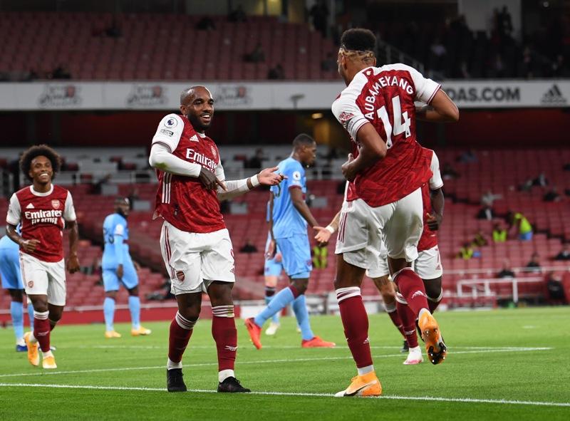Petik Kemenangan Kedua, Arsenal Bungkam West Ham 2