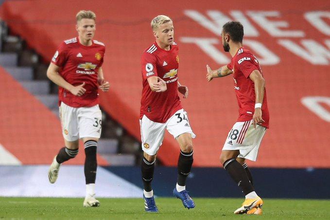 Kecewa dengan Kekalahan Man United, Van de Beek: S