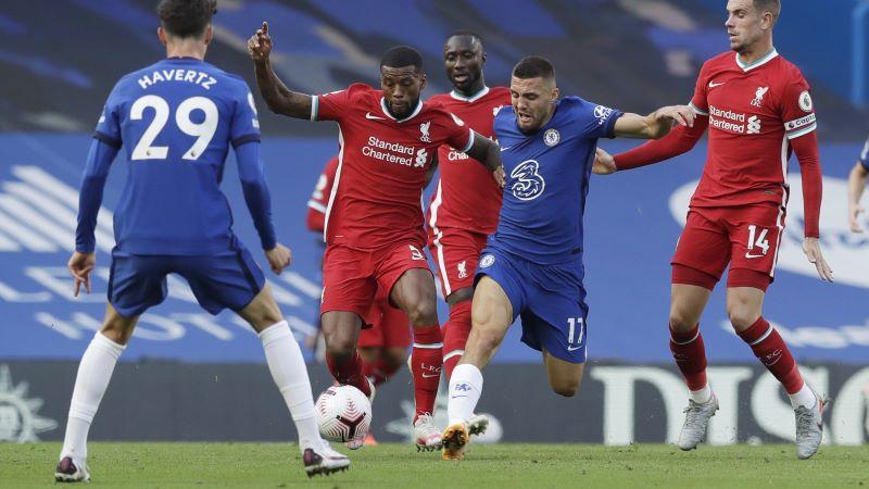 Christensen Kartu Merah, Chelsea vs Liverpool Tanp