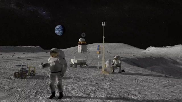 NASA Sebut Lokasi Pendaratan ke Bulan pada 2024 Ma