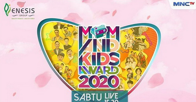 Daftar Lengkap Pemenang Mom And Kids Award 2020 : Okezone Celebrity