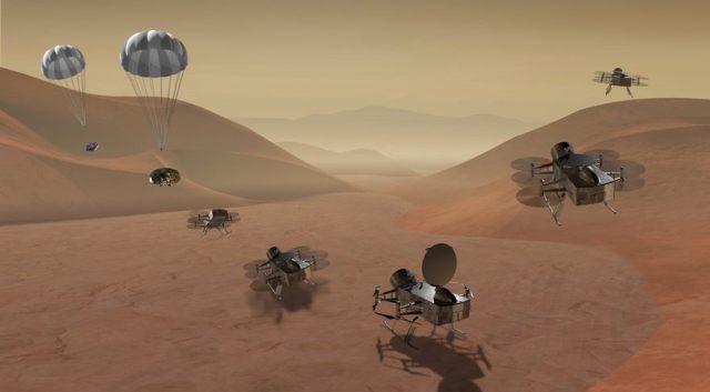 Akibat Pandemi, Misi ke Bulan Saturnus Diundur hin