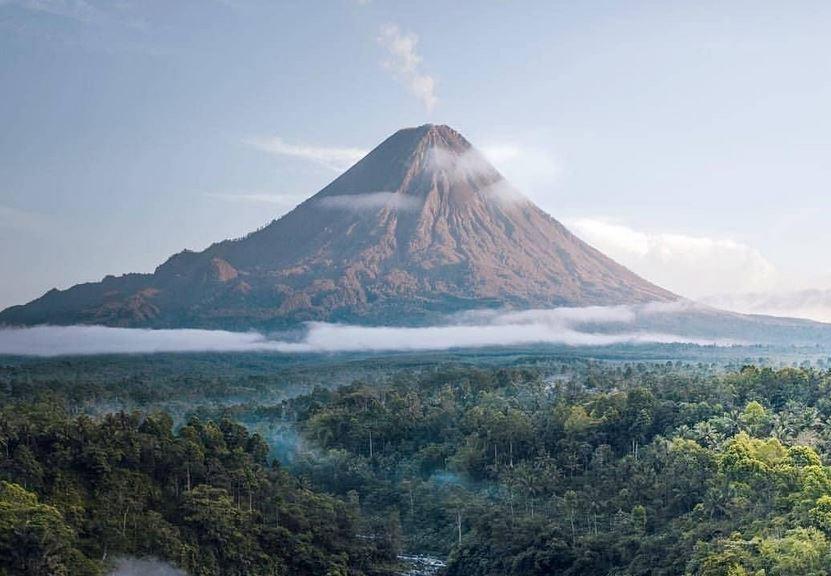 Get Gambar Gunung Semeru Hd Gif
