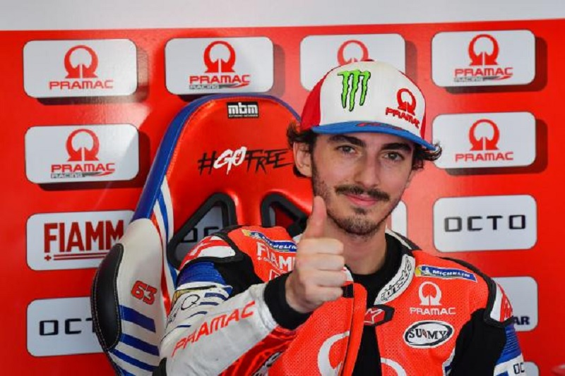 Officially Francesco Bagnaia Strengthens The Ducati Factory Team In Motogp 2021 Okezone Sports World Today News