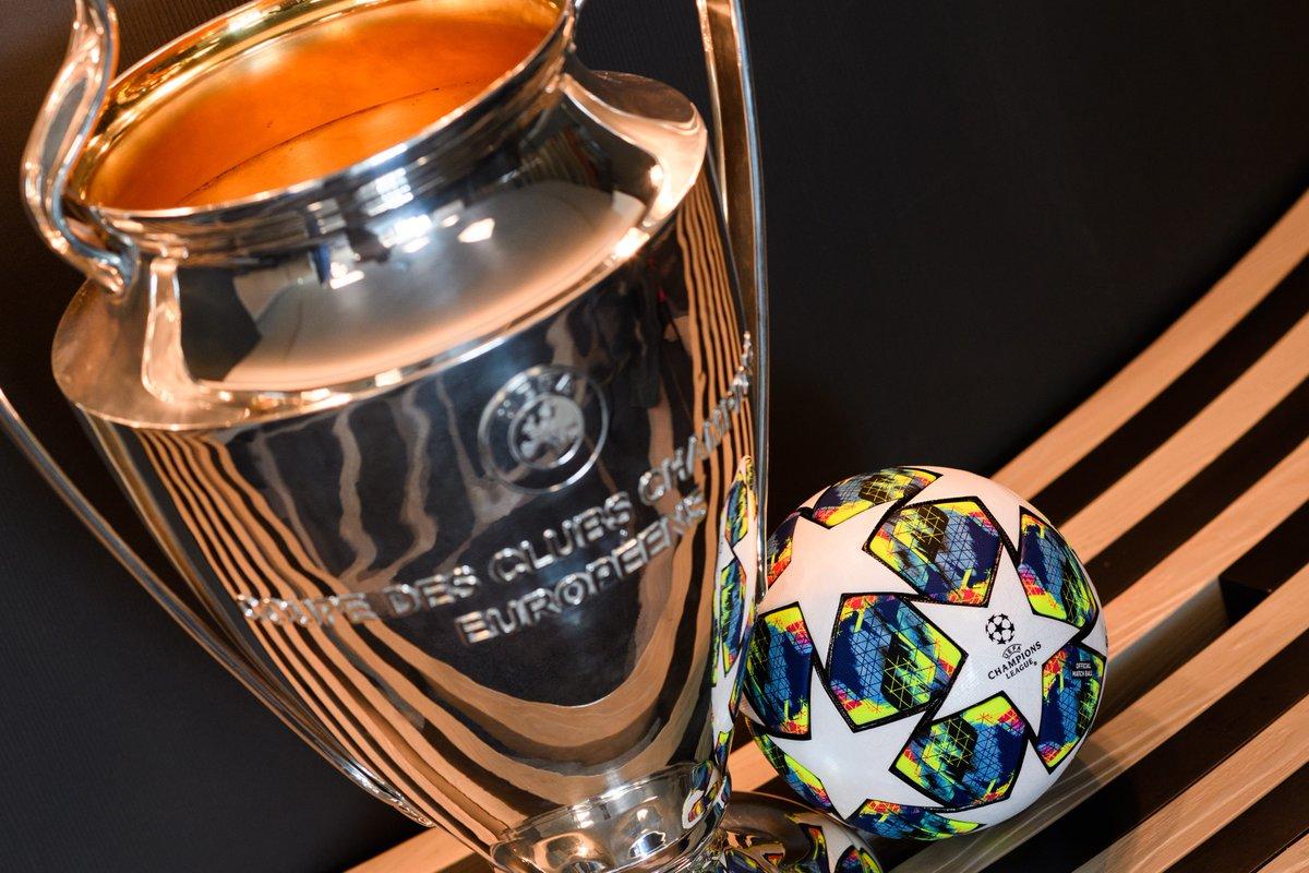 Ini Dia Kontestan 32 Klub Liga Champions 2020-2021