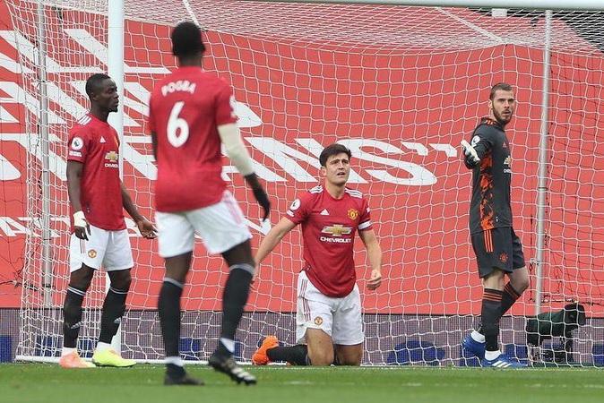 Intip Blunder Harry Maguire di Laga Man United vs Tottenham, The Red Devils  Gak Butuh Bek Tengah? : Okezone Bola