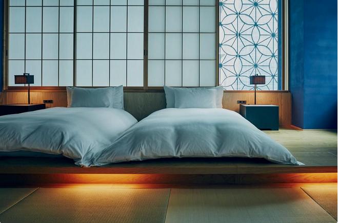 4 Inspirasi Desain Kamar Ala Negeri Sakura : Okezone Economy