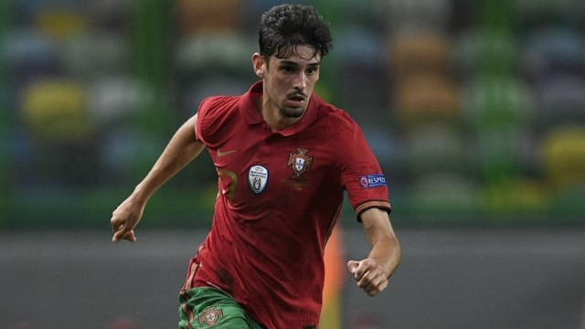 Pemain Muda Portugal Ungkap Sensasi Main Bareng Cristiano ...