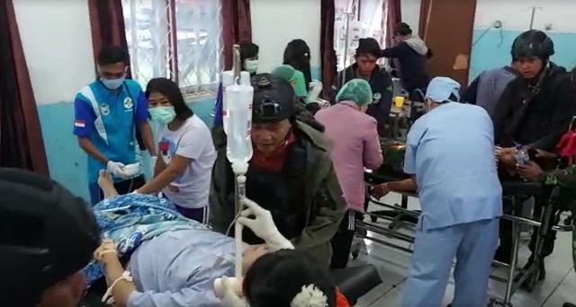 Kronologi Penembakan Tim TGPF Intan Jaya di Papua
