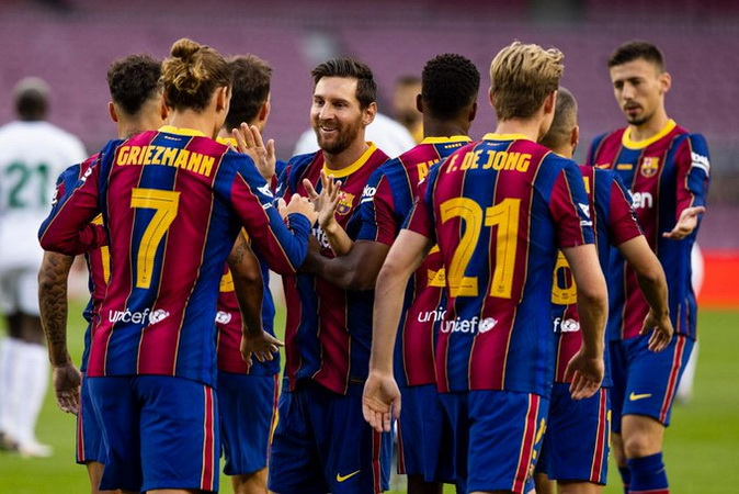 29 Pemain Barcelona di Liga Champions 2020-2021, Ada Nama ...