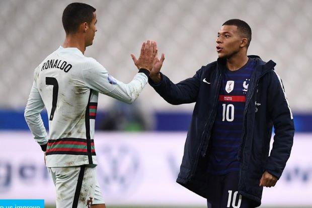 Skor Kacamata Akhiri Laga Prancis vs Portugal : Okezone Bola