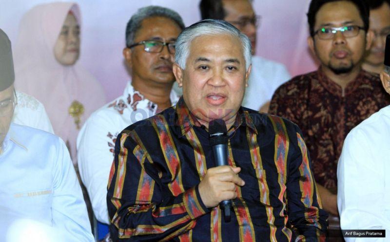Din Syamsuddin Benarkan 3 Petinggi KAMI Ditangkap