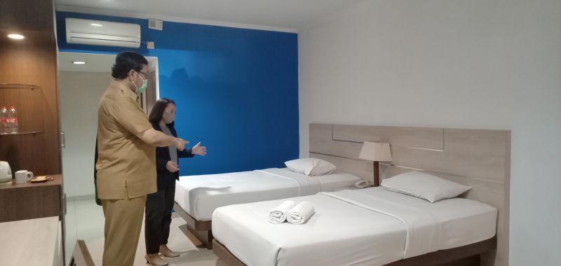 92 Kamar Hotel Disiapkan Untuk Pasien Covid 19 Di Cirebon Okezone News