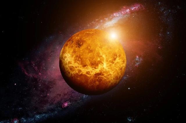 Glisin asam amino yang ditemukan di atmosfer Venus