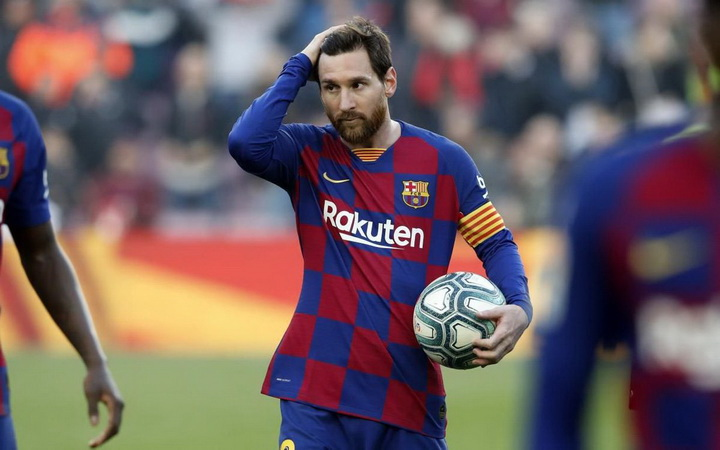 Lionel Messi Marah-Marah Ditawari Madrid Gaji Rp7,5 Miliar per Pekan