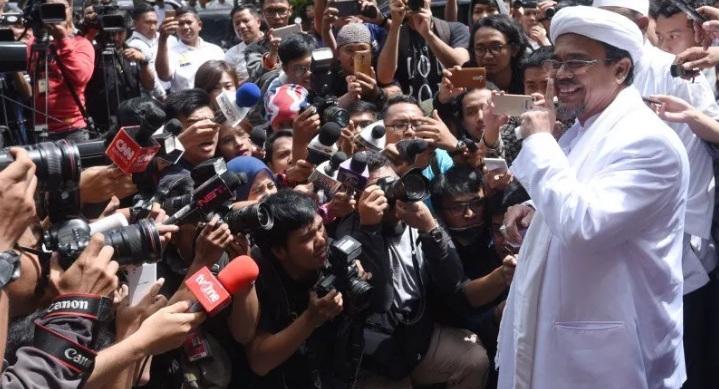 Pengamat: Isu Kepulangan Habib Rizieq Bisa Ditebak Arahnya News