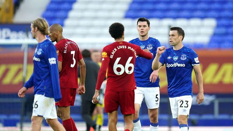 Prediksi Susunan Pemain Everton vs Liverpool