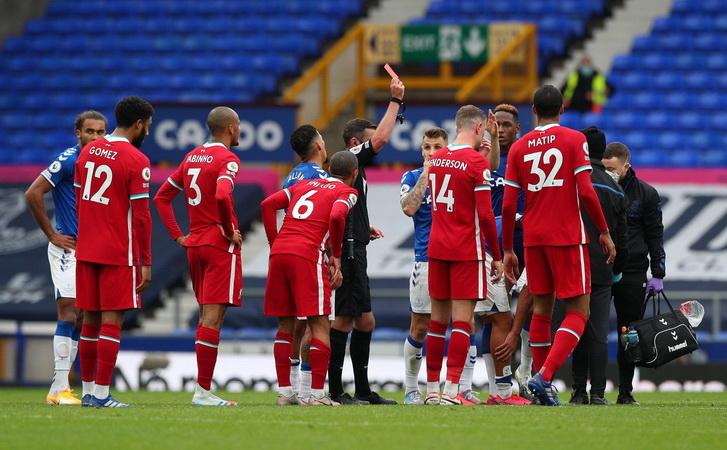 Selain Gol Jordan Henderson Dianulir, Ini 2 Kesialan Liverpool di Laga Kontra Everton