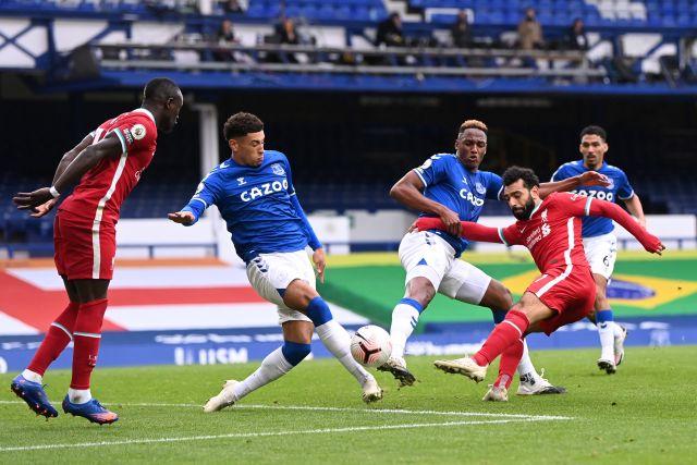 5 Pemain yang Tampil Bagus dan Buruk di Laga Everton vs Liverpool