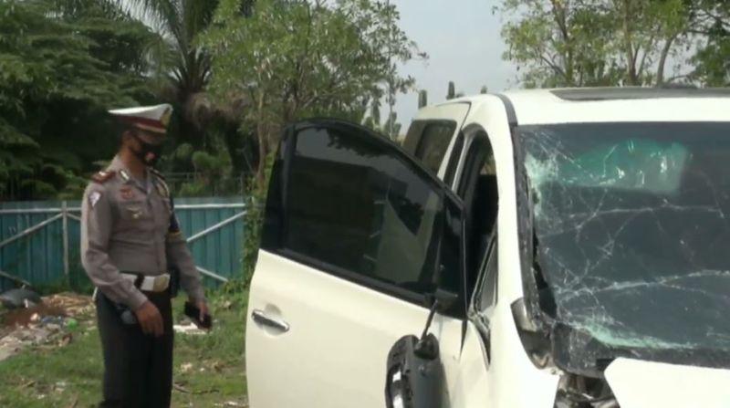 Kecelakaan Beruntun di Tol Cipali, Hanafi Rais Luka Berat