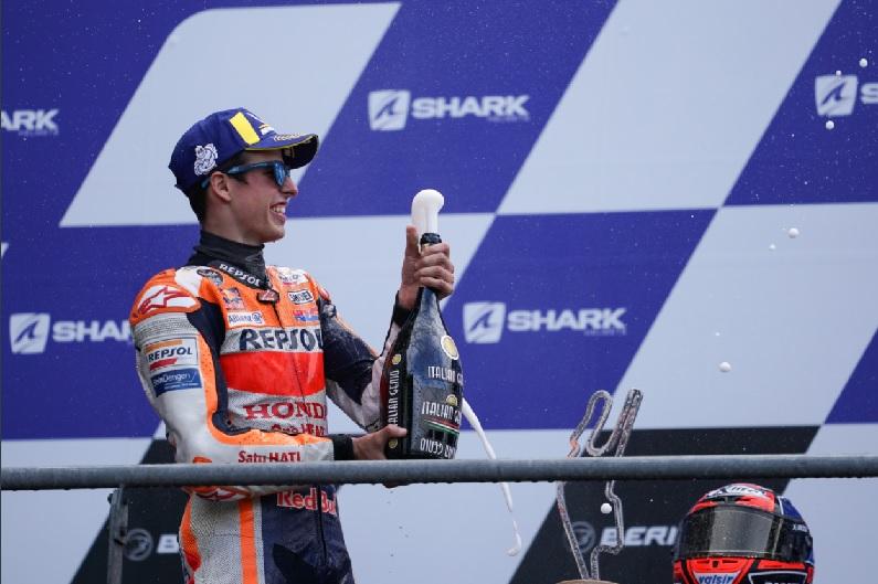Alex Marquez Makin Cepat, Valentino Rossi Merasa R