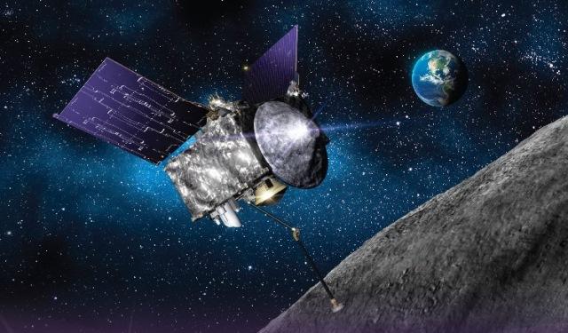 5 Fakta Perjalanan OSIRIS-REx dalam Misi Asteroid