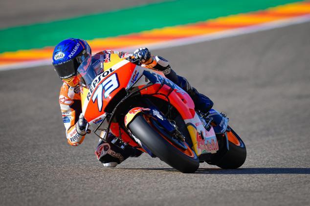 Repsol Honda Tak Menyesal Lepas Alex Marquez ke LC