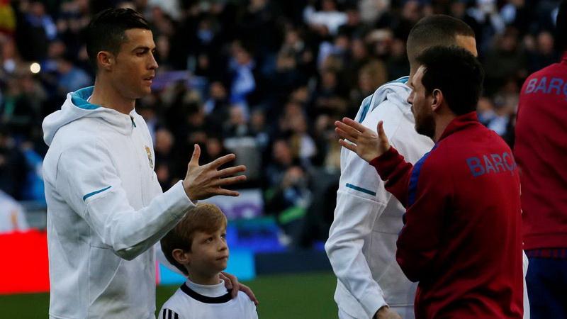 Jelang Barcelona Vs Real Madrid Messi Kenang Rivalitas Dengan Cristiano Ronaldo Okezone Bola