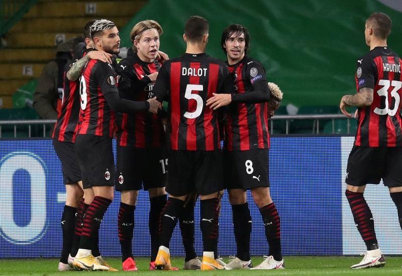 Menang 3 1 Atas Celtic Ac Milan Samai Rekor 56 Tahun Silam Okezone Bola
