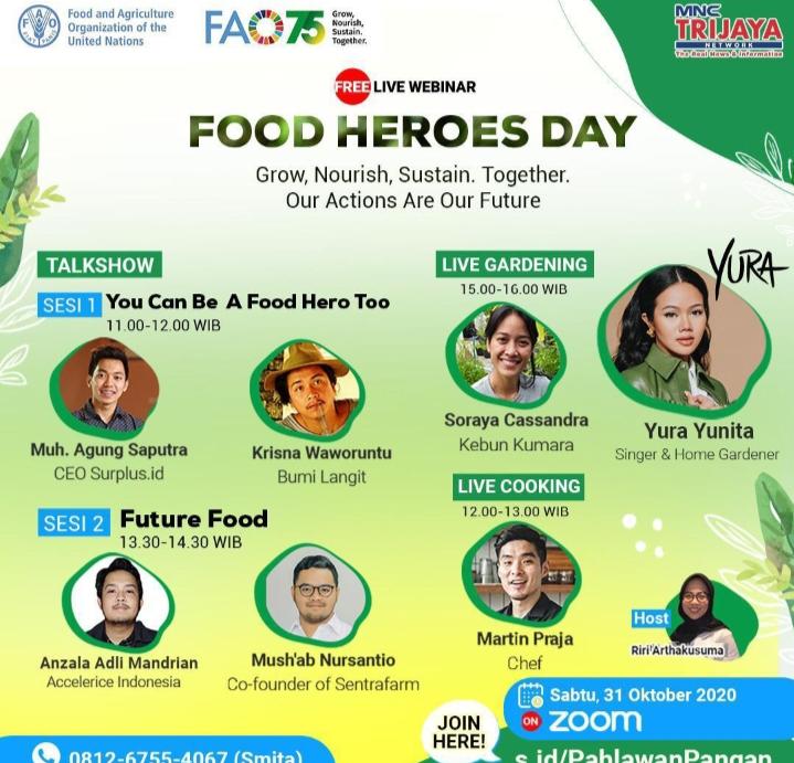 https: img.okezone.com content 2020 10 30 320 2301761 fao-dan-mnc-trijaya-gelar-food-heroes-day-di-tengah-pandemi-GMVn21znXc.jpg