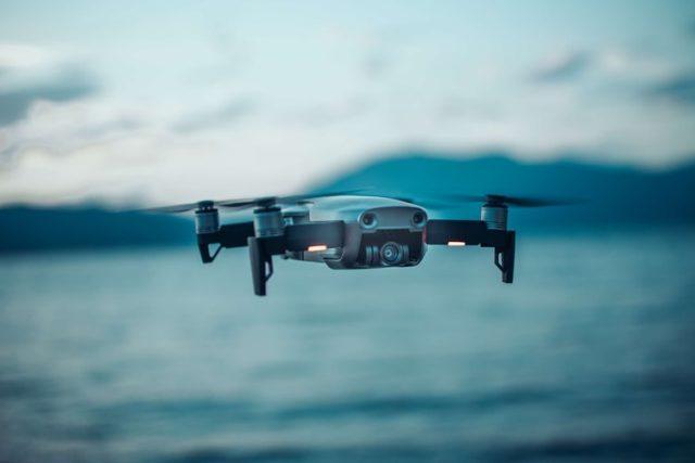 Terobosan Baru, Deteksi Letusan Gunung Berapi Drone Technology