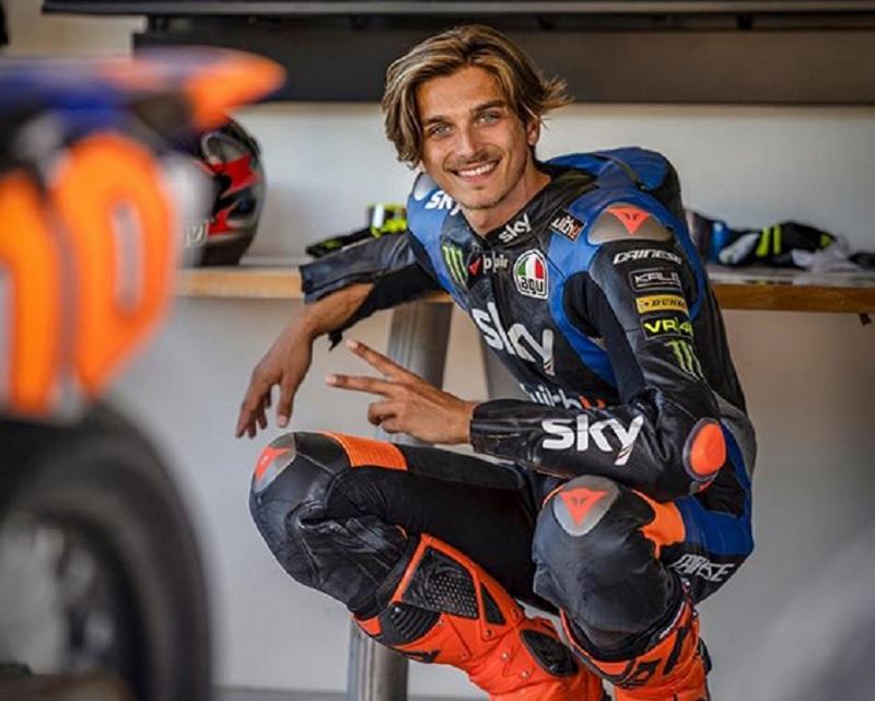 Luca Marini Resmi Mentas Di Motogp 2021 Setim Dengan Bastianini Di Ducati Okezone Sports