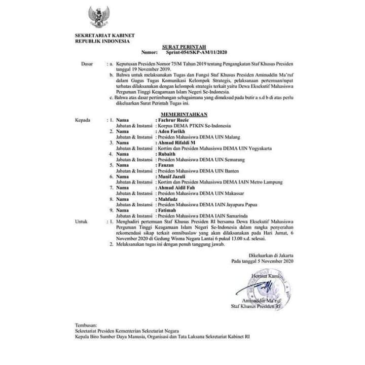 https: img.okezone.com content 2020 11 09 337 2306547 heboh-stafsus-milenial-terbitkan-surat-perintah-ombudsman-presiden-harus-tegur-rglY0UHbKg.jpg