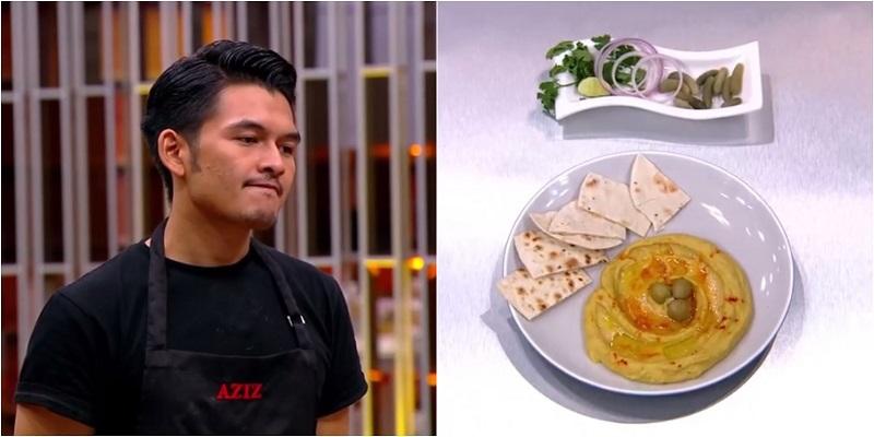 https: img.okezone.com content 2020 11 16 298 2310350 hidangan-humus-tak-cukup-selamatkan-aziz-di-masterchef-indonesia-ReOz206cMM.jpg