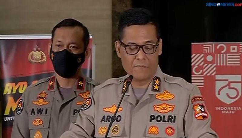 Kapolda Metro Jaya dan Kapolda Jawa Barat Lengser Dari Jabatan