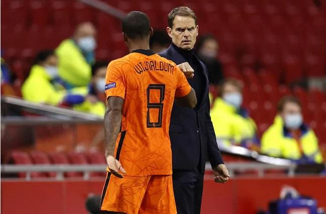 Hajar Bosnia, Eksperimen Frank de Boer di Timnas Belanda Sukses Besar :  Okezone Bola