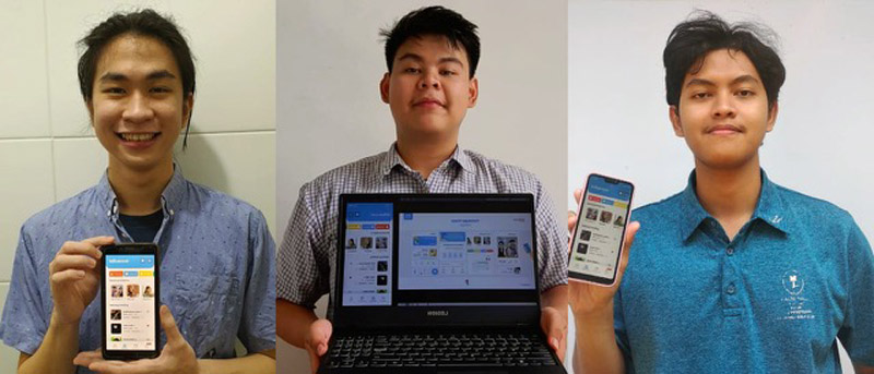 https: img.okezone.com content 2020 11 18 65 2311931 digiflux-buatan-tiga-mahasiswa-its-jembatani-influencer-dan-pelaku-usaha-bqaY8RXADZ.jpg
