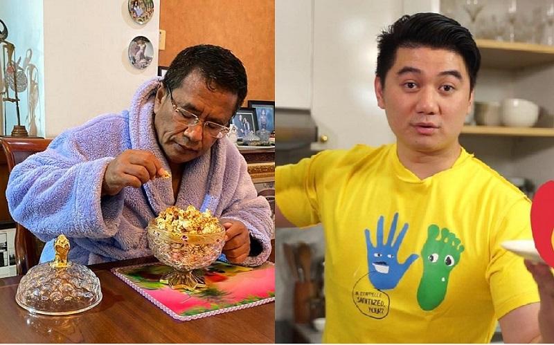 https: img.okezone.com content 2020 11 20 33 2312790 sultan-hotman-paris-makan-popcorn-rp50-juta-racikan-chef-arnold-SN6AUs8fiO.jpg