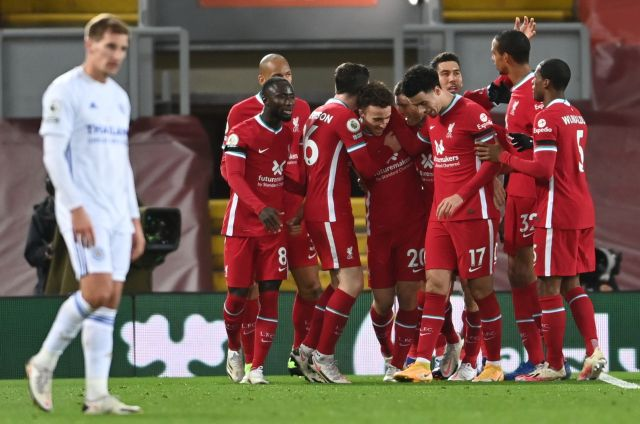 Liverpool Cetak Rekor Tak Terkalahkan Usai Jinakkan Leicester : Okezone Bola
