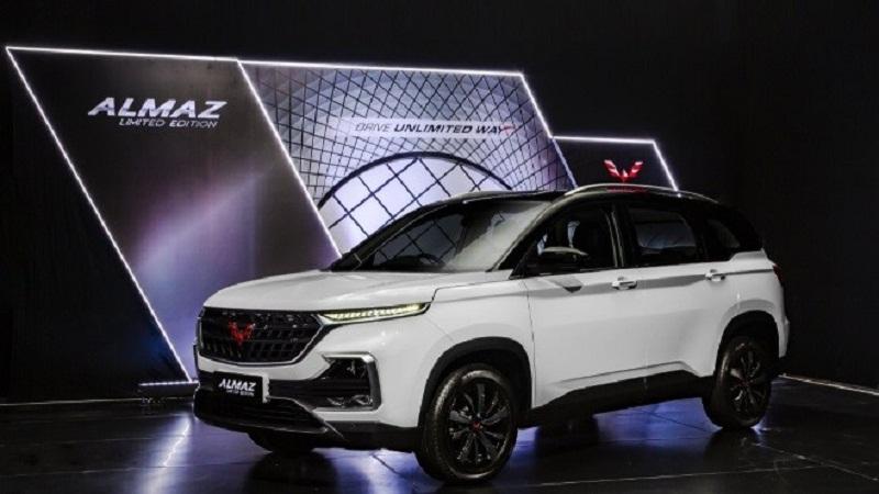 Bikin Kejutan, Wuling Luncurkan Almaz Limited Edition Melalui Teknologi VR : Burkelandya Otomotif