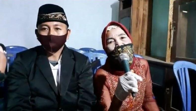 Heboh Pernikahan Nenek 76 Tahun Dengan Duda 29 Tahun Di Ponorogo Okezone News