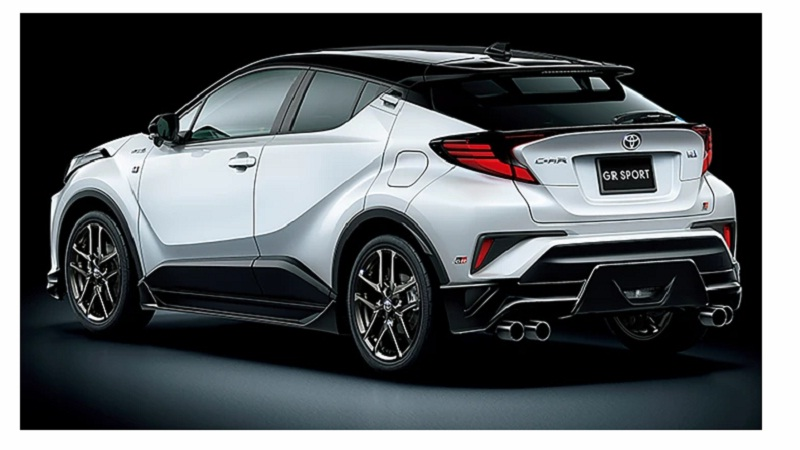 Bidik Pasar Australia 2021, Toyota C-HR Hadir dengan Model GR Sport Pertama    : Burkelandya Otomotif