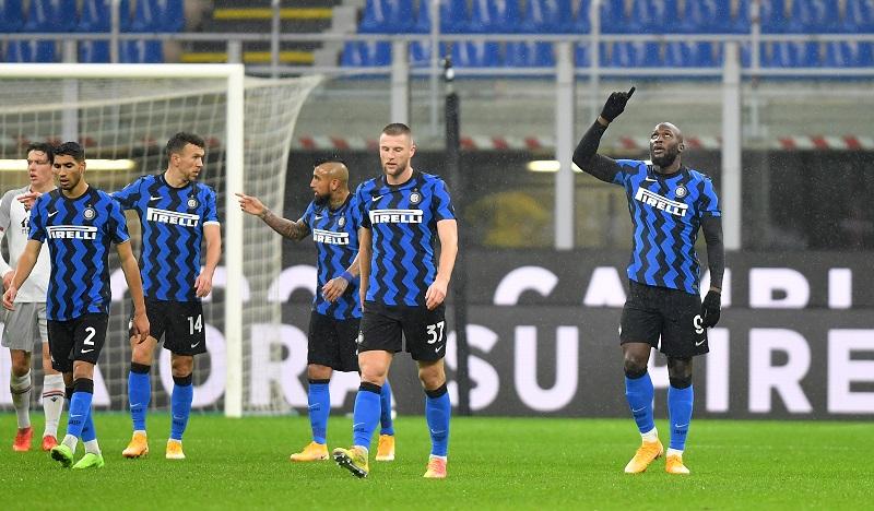 Inter Milan Libas Bologna 3-1 di Giuseppe Meazza : Okezone Bola