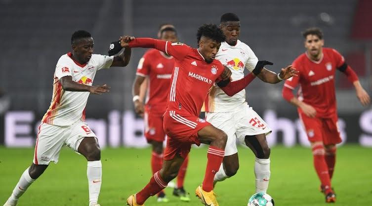 Rb Leipzig Vs Bayern