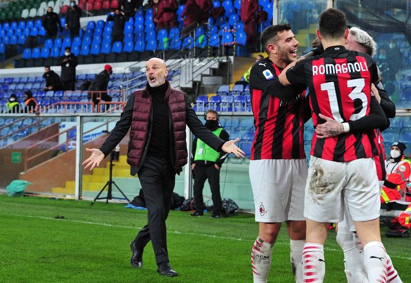 Kedewasaan Skuad Muda AC Milan Bikin Stefano Pioli Bangga ...