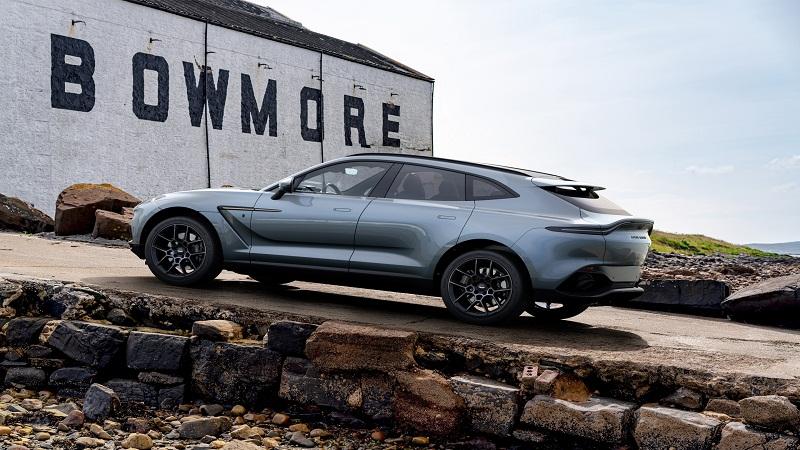 Aston Martin Luncurkan DBX Bowmore Edisi Terbatas hanya 18 Unit : Burkelandya Otomotif