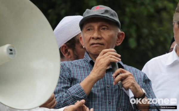 6 Laskar FPI Ditembak, Amien Rais Ingatkan Demo di AS ...