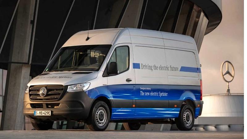 Mercedes-Benz Luncurkan E-Sprinter Terbaru Khusus Amerika Utara    : Burkelandya Otomotif