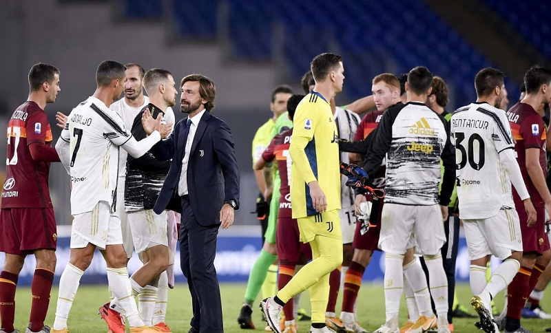 Jelang Juventus Vs Atalanta Gasperini Puji Perubahan Yang Dibawa Andrea Pirlo Okezone Bola