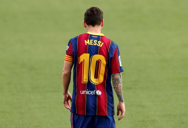5 Penyerang Terhebat di Liga Spanyol 2020-2021, Ada Lionel Messi? : Okezone  Bola